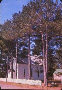Brockway schoolhouse