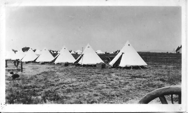 12 Tents Petawawa
