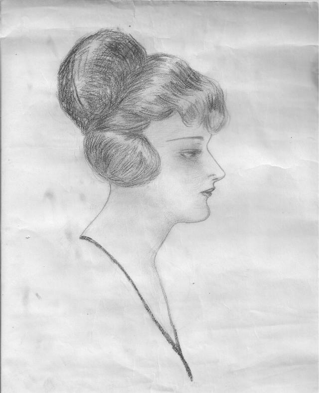 Janie drawing 1