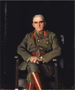 Sam Hughes CWM portrait