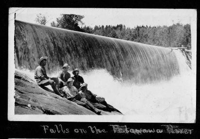 6b Falls on the Petawawa River