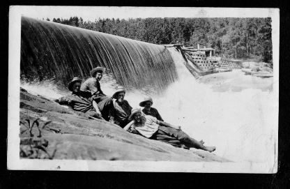 6c Falls on the Petawawa River 2