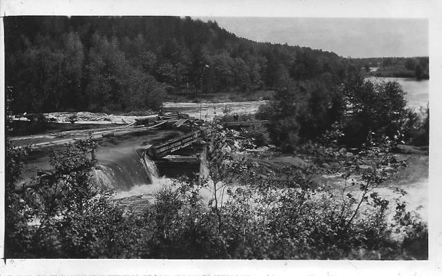 9 Old dam Petawawa