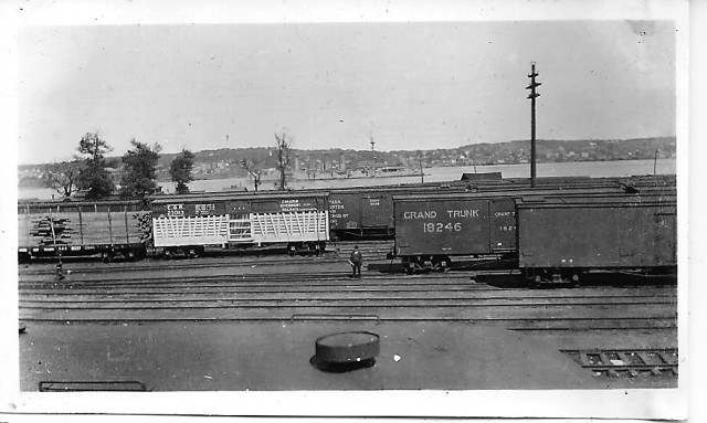 20 Freight yards Halifax