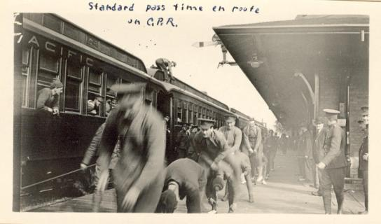 Calder standard passtime