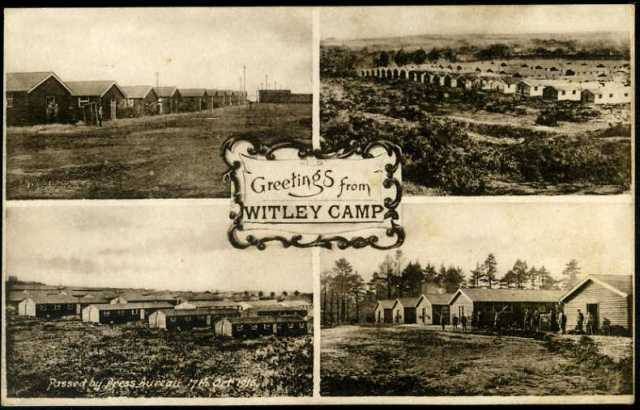 Witley Camp 1916 4 in 1