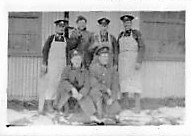 22e A day of rest at Witley February 1917 outside the shop crop.jpg