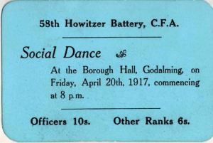 dance ticket 1917 04 20