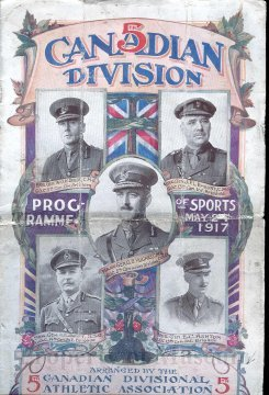 Witley_Camp_WWI divisional sports May 1917