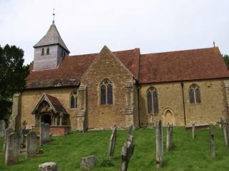 dunsfold-church
