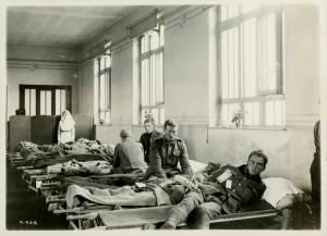 casualty clearing station CWM
