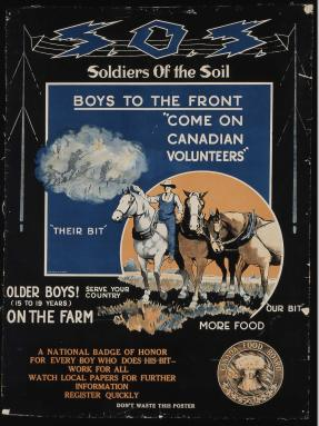 soldiers of the soil CWM